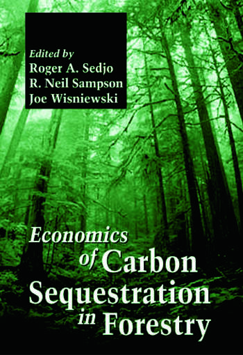 Economics of Carbon Sequestration in Forestry book cover