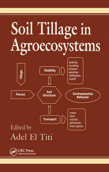 Soil Tillage in Agroecosystems book cover