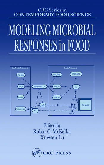 Modeling Microbial Responses in Food book cover
