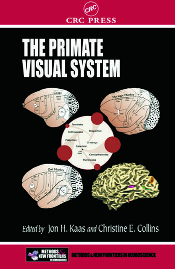The Primate Visual System book cover