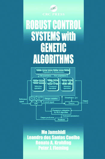Robust Control Systems with Genetic Algorithms book cover