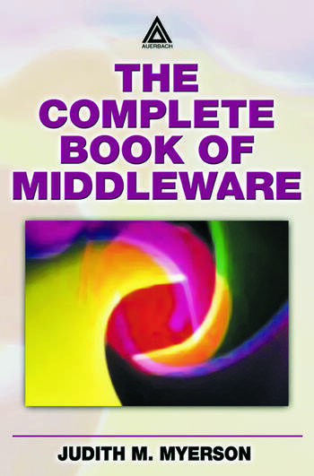 The Complete Book of Middleware book cover
