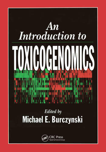 An Introduction to Toxicogenomics book cover