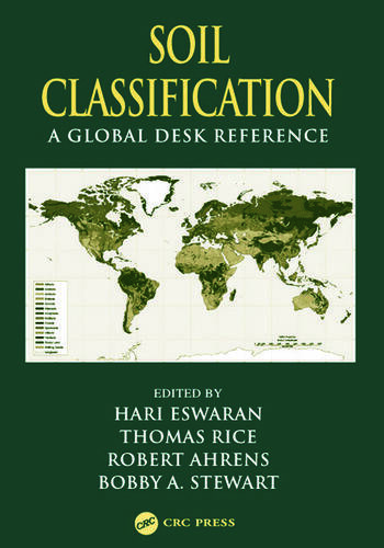 Soil Classification A Global Desk Reference book cover