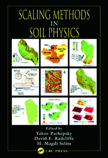 Scaling Methods in Soil Physics book cover