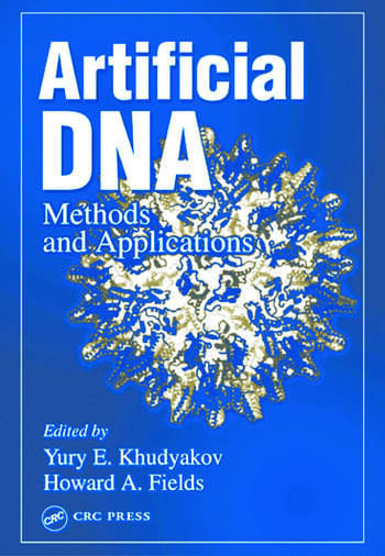 Artificial DNA Methods and Applications book cover