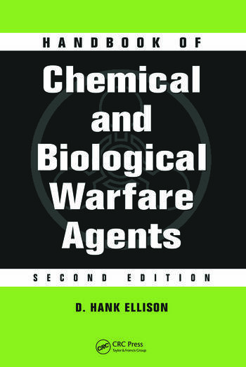 Handbook of Chemical and Biological Warfare Agents book cover
