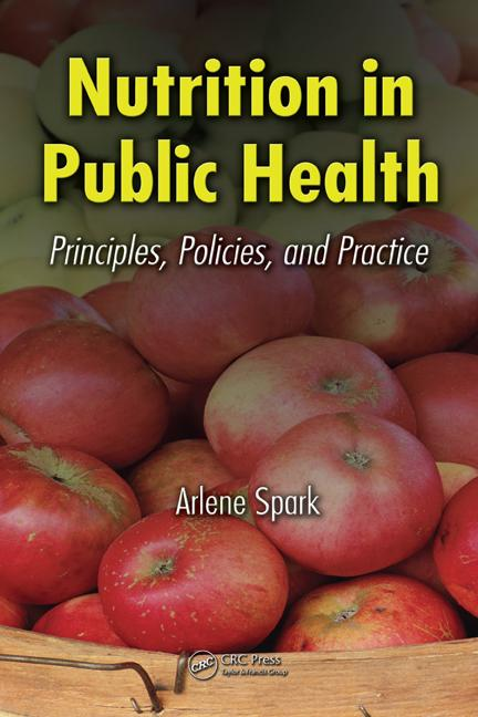 Nutrition in Public Health Principles, Policies, and Practice book cover
