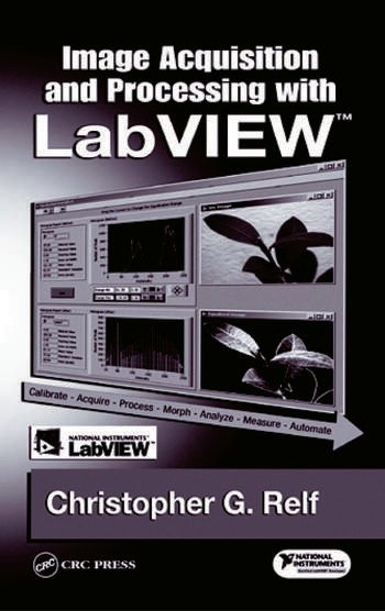 Image Acquisition and Processing with LabVIEW book cover