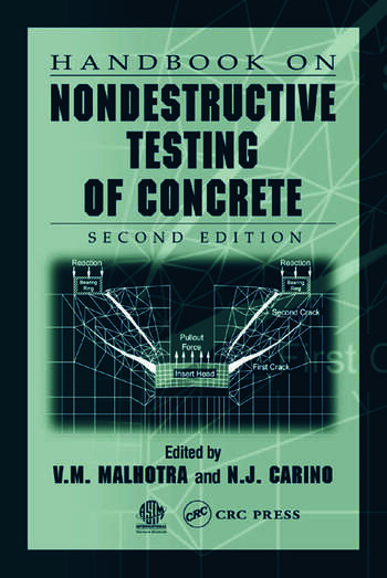 Handbook on Nondestructive Testing of Concrete Second Edition book cover