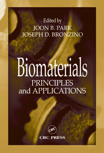 Biomaterials Principles and Applications book cover