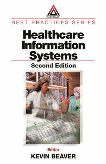 Healthcare Information Systems book cover
