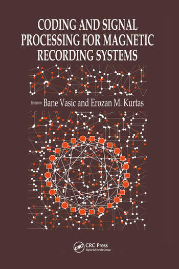 Coding and Signal Processing for Magnetic Recording Systems book cover