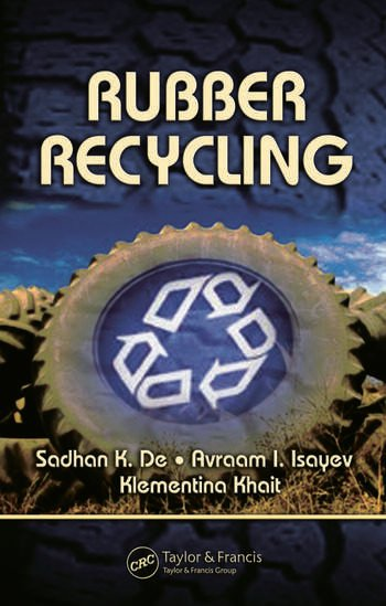 Rubber Recycling book cover