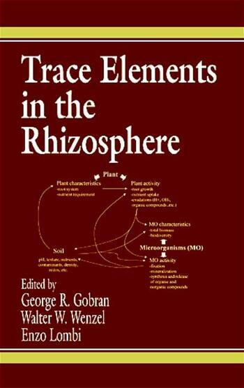 Trace Elements in the Rhizosphere book cover