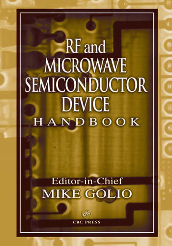 RF and Microwave Semiconductor Device Handbook book cover