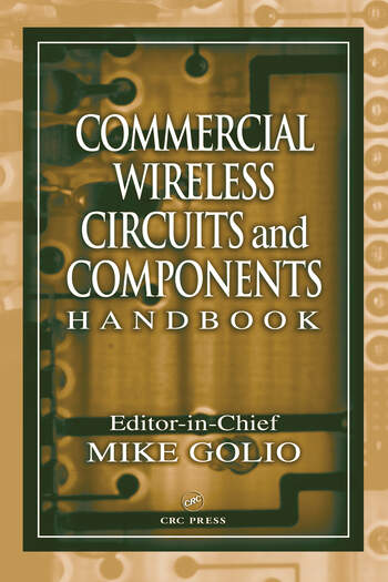 Commercial Wireless Circuits and Components Handbook book cover