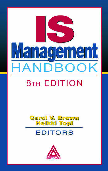IS Management Handbook book cover
