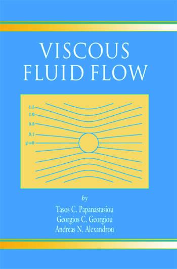 Viscous Fluid Flow book cover