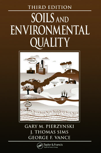 Soils and Environmental Quality book cover
