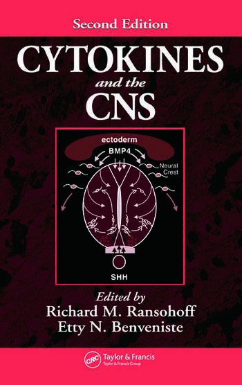 Cytokines and the CNS book cover