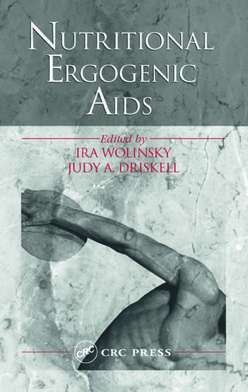 Nutritional Ergogenic Aids book cover