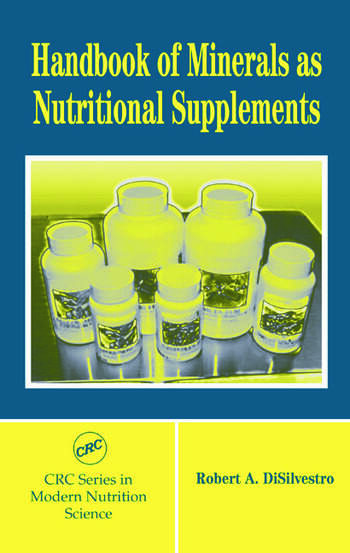 Handbook of Minerals as Nutritional Supplements book cover