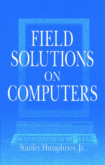 Field Solutions on Computers book cover
