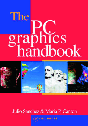 The PC Graphics Handbook book cover