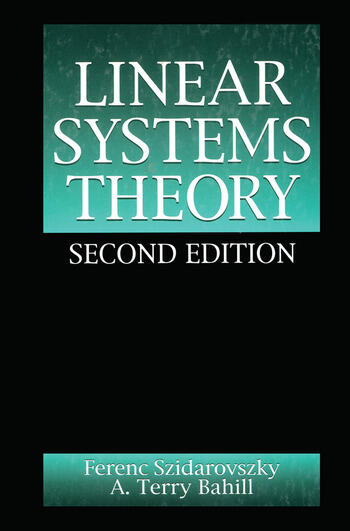 Linear Systems Theory book cover