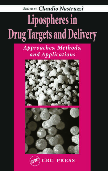 Lipospheres in Drug Targets and Delivery Approaches, Methods, and Applications book cover