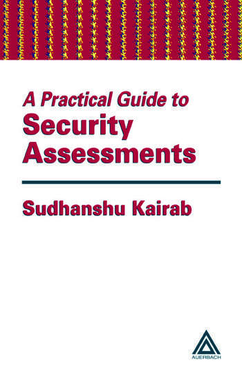 A Practical Guide to Security Assessments book cover
