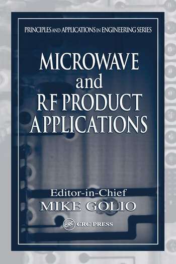 Microwave and RF Product Applications book cover