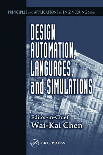 Design Automation, Languages, and Simulations book cover