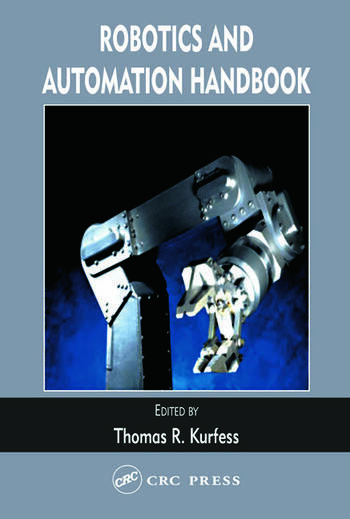 Robotics and Automation Handbook book cover