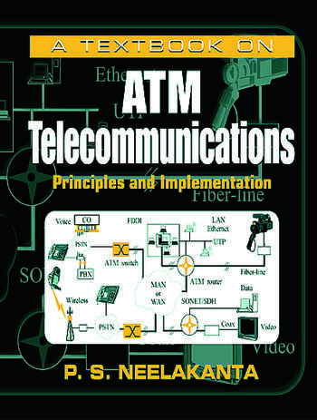 A Textbook on ATM Telecommunications Principles and Implementation book cover