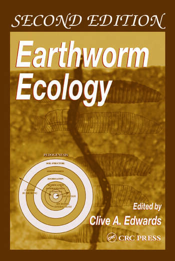 Earthworm Ecology book cover