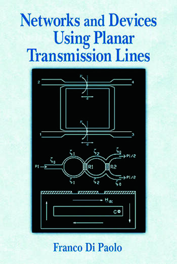 Networks and Devices Using Planar Transmissions Lines book cover