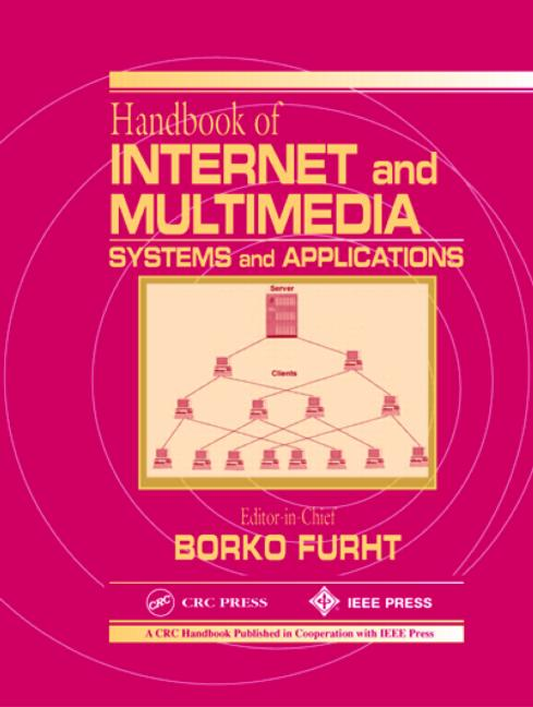 Handbook of Internet and Multimedia Systems and Applications book cover