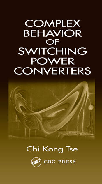 Complex Behavior of Switching Power Converters book cover