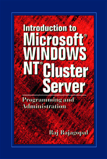 Introduction to Microsoft Windows NT Cluster Server Programming and Administration book cover