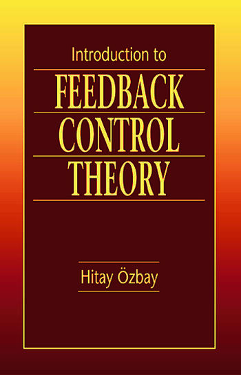 Introduction to Feedback Control Theory book cover