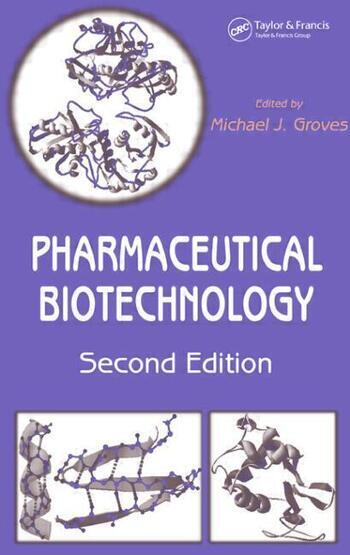 Pharmaceutical Biotechnology, Second Edition book cover
