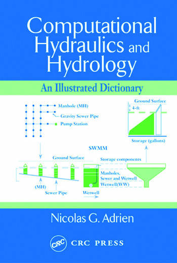 Computational Hydraulics and Hydrology An Illustrated Dictionary book cover