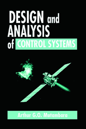 Design and Analysis of Control Systems book cover