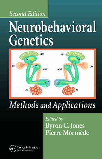 Neurobehavioral Genetics Methods and Applications, Second Edition book cover