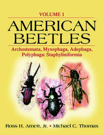 American Beetles, Volume I Archostemata, Myxophaga, Adephaga, Polyphaga: Staphyliniformia book cover
