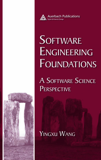 Software Engineering Foundations A Software Science Perspective book cover