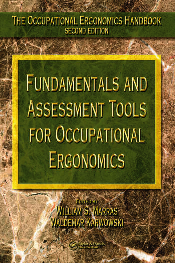 Fundamentals and Assessment Tools for Occupational Ergonomics book cover