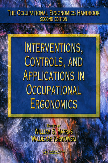 Interventions, Controls, and Applications in Occupational Ergonomics book cover